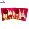 Wholesale music greeting card FSC supplies/supplier