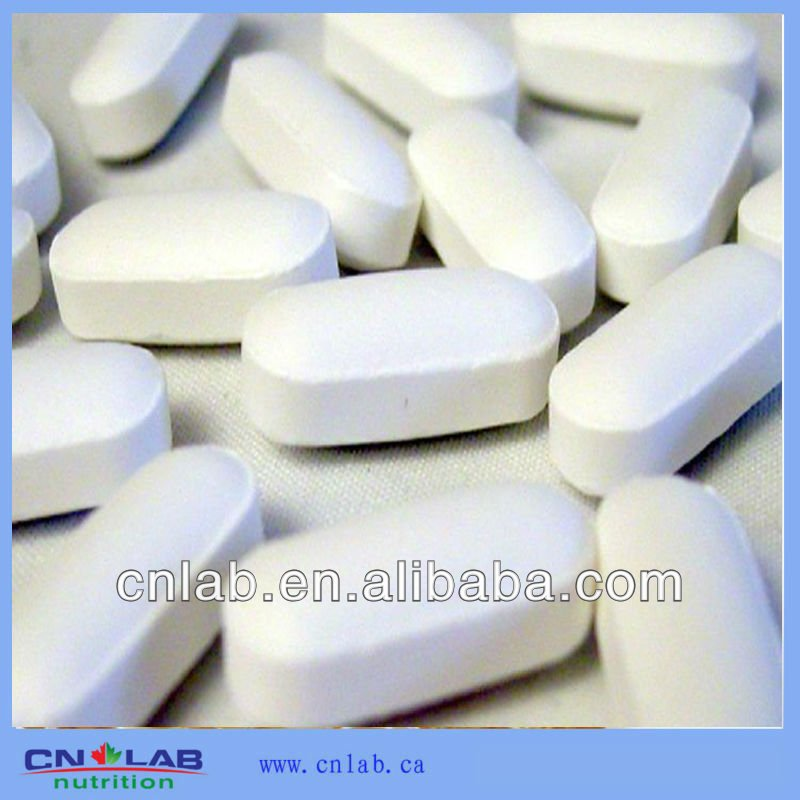 food supplements Calcium+Iron+Zinc chewable tablet