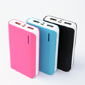 Quick Charge/Fast charging power bank 6600mAh External Power Bank Battery Pack Fast Charger with Dual USB