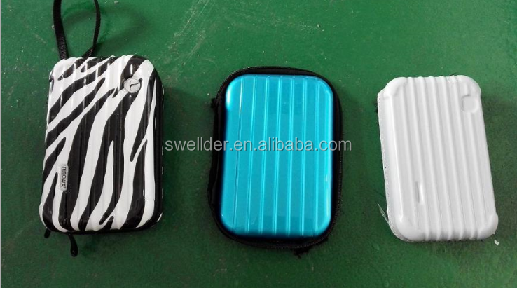 thermoforming plastic luggage bag shell