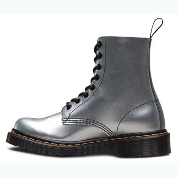 2018 new silver martin women high quality cheap price <strong>boot</strong>