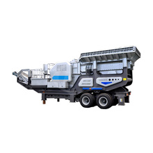 Good Price Stone Salt Mobile Rock Crushing Machine Plant For Sale