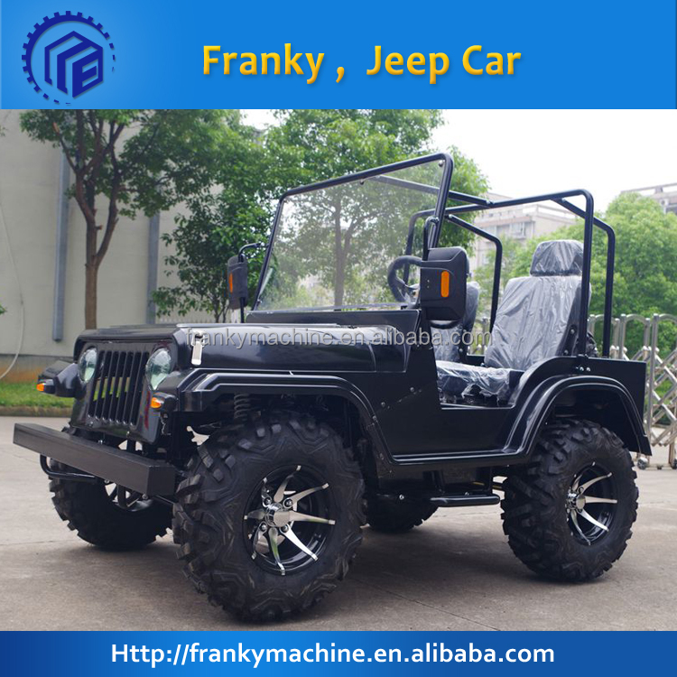Technic willys jeep in india