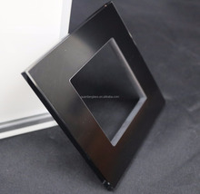 New tempered glass touch screen smart switch board panel