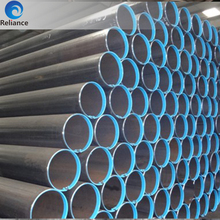 General plain ends rubber lined carbon steel pipe
