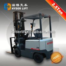 High capacity 2.5ton used forklift in uae