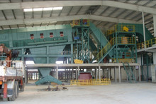 trade assurance steel rubbish garbage waste separator plant price