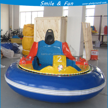 Battery operated bumper cars for amusement park