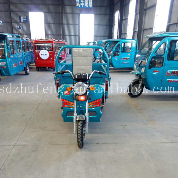New design electric delivery transporter motor car
