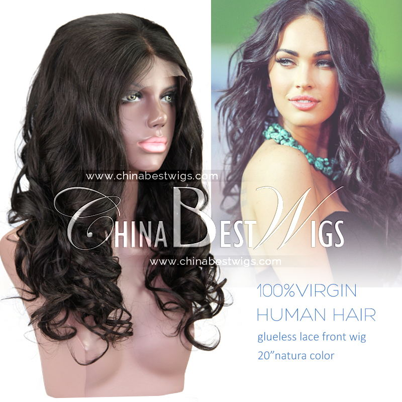 New Glueless Lace Front Wig Wholesale Malaysian Hair Unprocessed Virgin