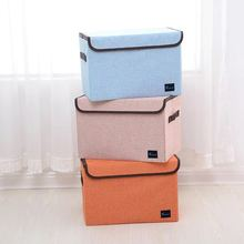 Linen storage box/Lifewit Foldable Storage Bins with Labels, Polyester Cloth Storage Boxs, Drawer Basket Bin Closet Organizer