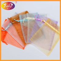 Manufacturer Wholesale Drawstring Lace Organza Bags For Promotions