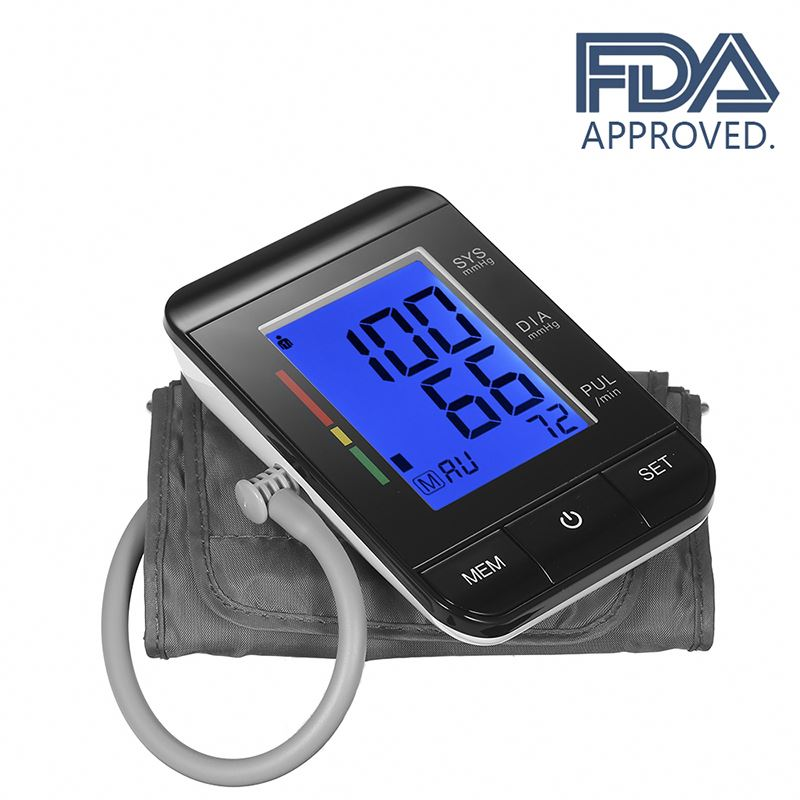 Heart Rate Pulse Measuring Hot Selling Wrist Watch Bpm Portable Blood Pressure Monitor