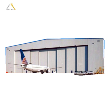 Steel Prefab Buildings For Airport Hangar