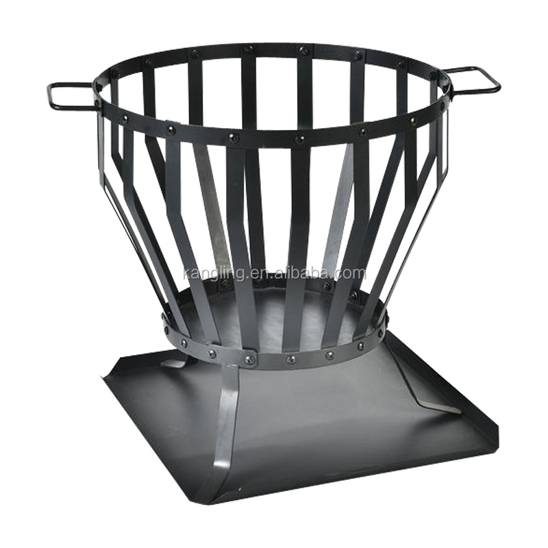 Outdoor Fire Basket