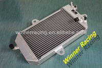 HIGH PERFORMANCE 40MM ALUMINUM RADIATOR FOR YAMAHA ATV YFZ350 1987-2007
