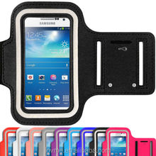 Sport Jogging Arm Band Strap Gym Pouch For Samsung Galaxy S4 mini