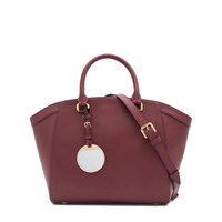 wholesale cheap handbags bangkok 2 zipper pu women handbag