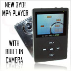 MP4 Player-1gb Expandable, Digital Video Camera 2. 0 Mpxl