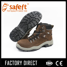 Steel toe camel safety shoes/in korea