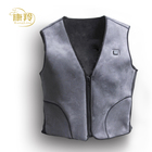 Winter Women and Men Rechargeable Battery Heated Vest With Infrared Therapy