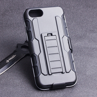 For Iphone 7 Case, OEM TPU PC Slim Fit Armor Hybrid Mobile Phone case for Iphone 7