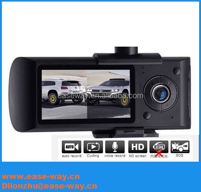 Hot sell <strong>K</strong>-2600 2.7 inch night vision loop recording car Dash Cam