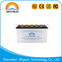 china 12v rechargeable MF valve regulated lead acid battery car battery