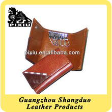 Guangzhou Factory Wholesale Best-sell Fashion Leather Key Bag