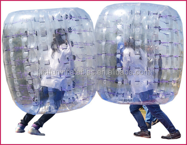 TPU PVC giant inflatable human ball for sale ,brilliant quality inflatable body zorb ball