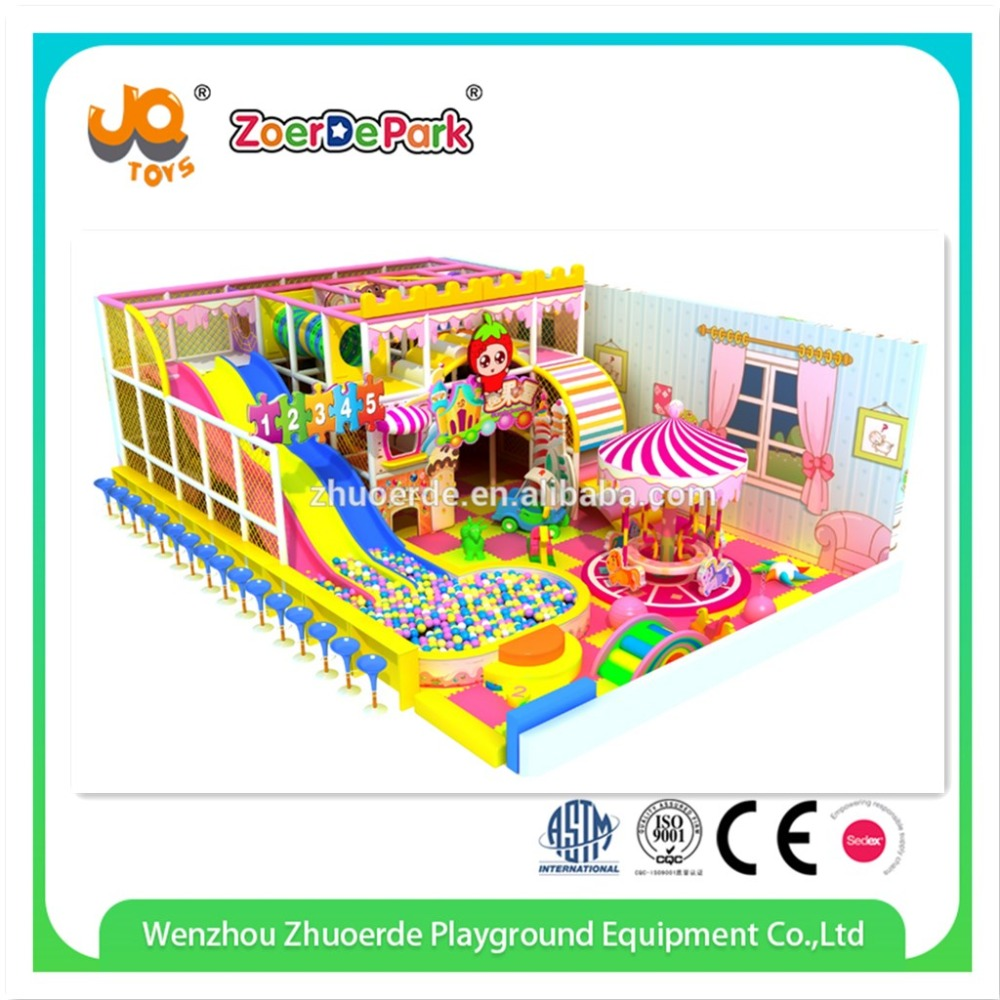 New Style Children Play Center Kids Indoor Playground for Sale
