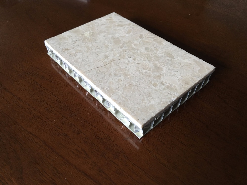 marble design composite tile with ceramic backing granite surface with honeycomb backing composite