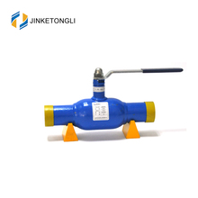 Low pressure flow adjustment balancing stainless steel floating ball valve with locking handle