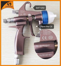 2015 good quality most poular gun rechargeable emergency lights 220v single head chrome gun