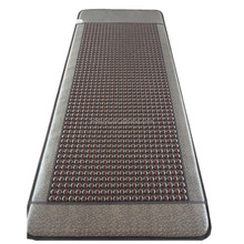 100*190cm Nugabest similar tourmanium massage bed mattress, Health medical tourmaline massage mat