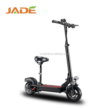 adult cheap folding 2 Wheel Kick Standing electric scooter, balance skateboard
