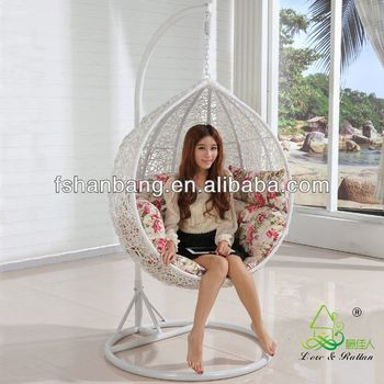 3 seat swing chair outdoor
