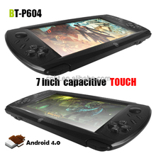 2014 new product 7 inch WIFI Android 4.0 mp5 game player