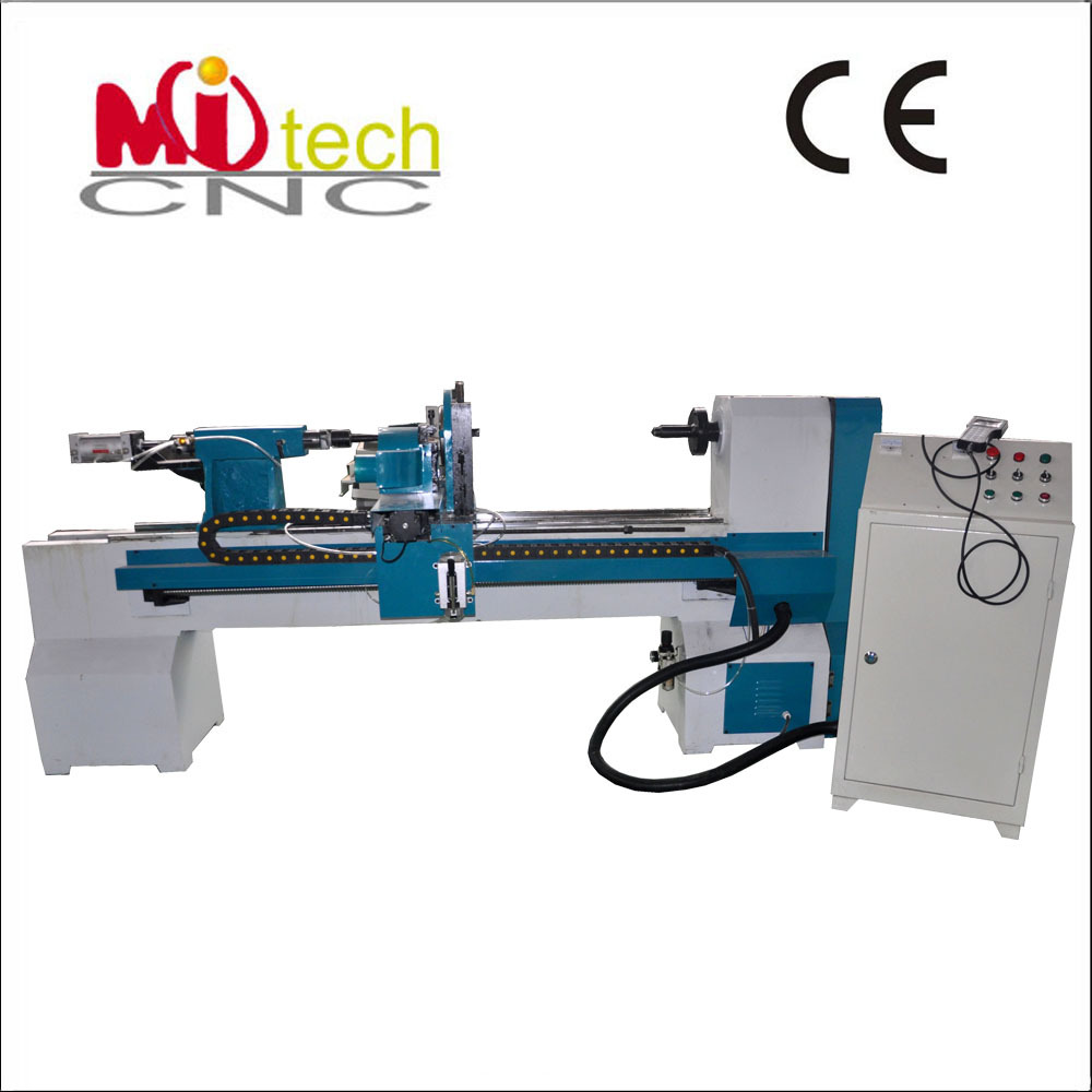 MITECH1318 China manufacturer automatic wood turning machine