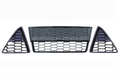 Car accessories lower grille refit for Ford Focus 2012
