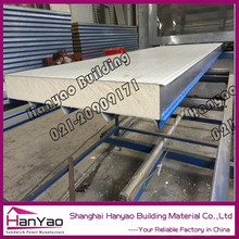 50Mm Sandwich Panel Price M2 ,Plastic Roofing Sheet For Shed,New Washable Wall Panels