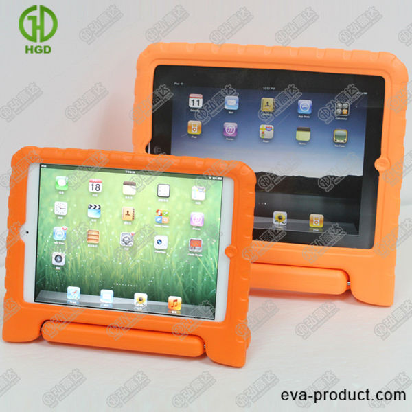 fun,kid-friendly ,free-standing ,shockproof and durable accessories for ipad mini/mini ipad fit for kids/children/todders