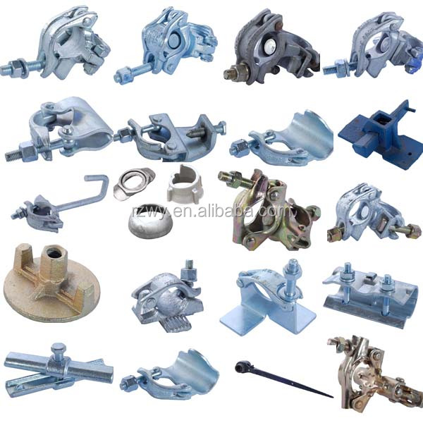 German Type Forged Swivel coupler from Shandong Manufacturer