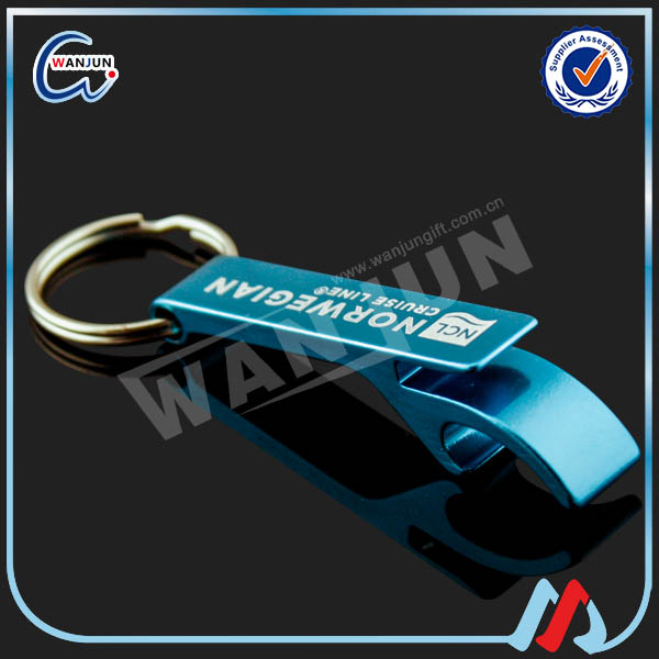 quality fashion key ring bottle opener(bo-111)