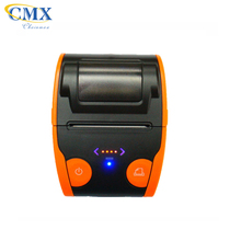 High quality wireless BT taxi bus ticket mini printer for laptop android tablet