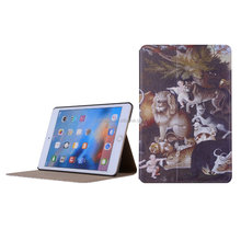 High Quality Full Cover Tablet PC case, 7.9 inch Tablet case, For Ipad mini4 Flip Cover Case