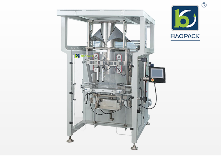 Baopack CB-VP1250 10kg Large Pillow Bags Packing Machine raw and processed materials Granule Packaging Machine