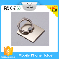 Hot Sale Powerful 360-degree Rotation 3D Ring Stand Mount Holder Mobile Phone Stands For iPhone 5 5s 6 6s Plus iPad Mini 2 3 4