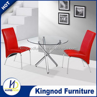 Factory cheap Price Dining table and chair for sale