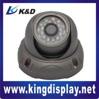 2012 new Intelligent IR Dome Camera Focus & zoom Adjustable Outside